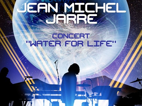 Jean Michel Jarre live : Water for Life