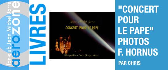 Concert pour le pape / Photos de François Hornus (Livre, 1986)