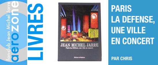 Paris La Défense – Une Ville en Concert (livre, 1990)