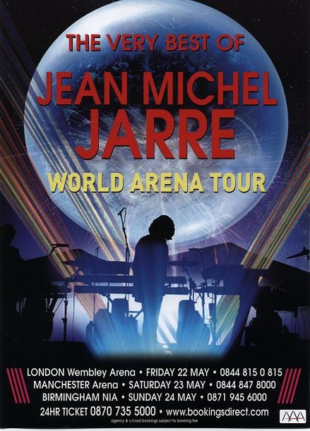 World Arena Tour 2009