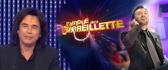 Jarre dans Panique dans l'oreillette (France 2, 2010)