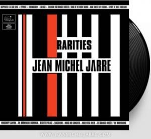 Rarities (2011) en 33 tours