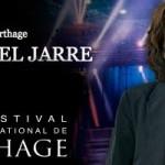 Annonce d'un concert au théâtre romain de Carthage le 12 août 2013