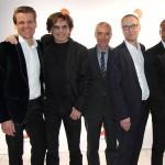 Sony Music signe pour de nouveaux albums avec Jean Michel Jarre
