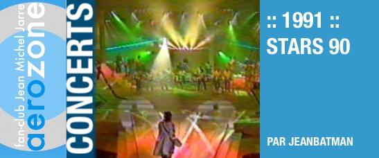 1991 – Stars 90 (Passage télé)