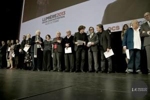 JMJ à l'ouverture du festival Lumière de Lyon