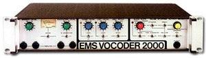 EMS Vocoder 2000