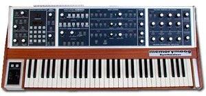 Moog Memorymoog (1982)