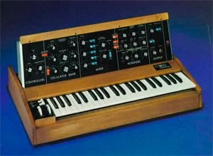 Moog Minimoog (1971)