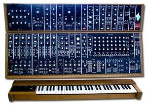 Moog System 55 (1965)