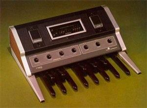 Moog Taurus (1976)