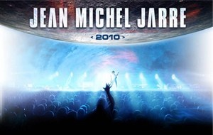 Tournée de Jean Michel Jarre en France : 17 dates de septembre à décembre 2010