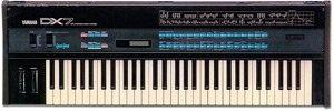 Yamaha DX7 (1983)