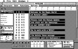 Notator Logic (1998)