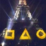 Concert pour la Tolérance, Tour Eiffel