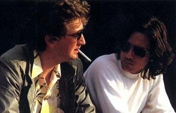 Jean Michel Jarre et Francis Dreyfus