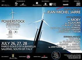 Affiche du Festival powerstock