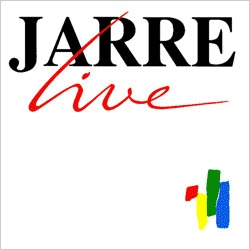 Jarre Live / Destination Docklands (CD, 1989)
