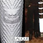 Lalique et Jarre Technologies présentent une enceinte en cristal !