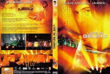 DVD Live in Beijing (2004)
