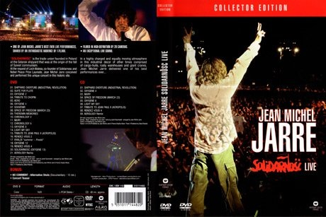 Solidarnosc Live, DVD édition collector (2005)