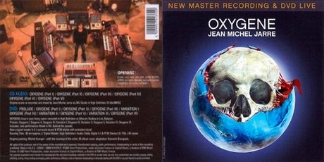 DVD Oxygène live in your living room (2007)