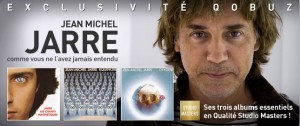 Les 3 premiers albums en haute qualité audio