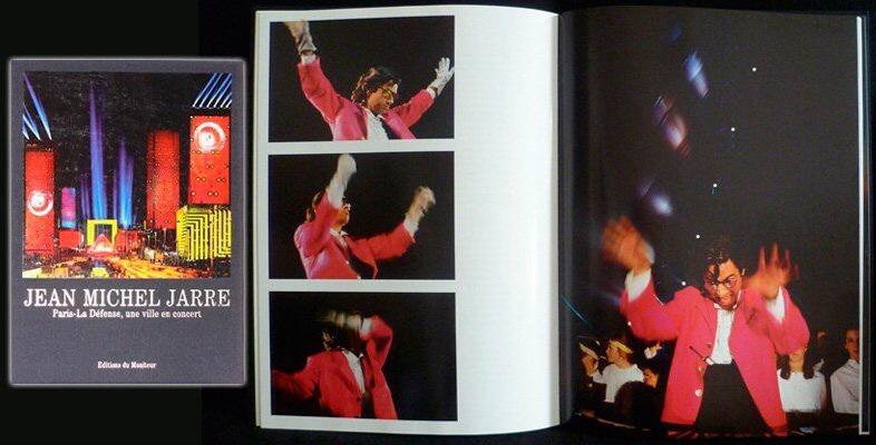 Paris La Défense - Une Ville En Concert (livre, 1990)