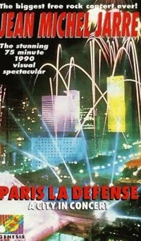 Paris La Défense, a city in concert (VHS)