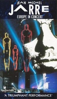 Europe en concert (VHS)