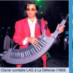 LAG portable version La Défense