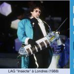 LAG portable Insecte (1988-90)