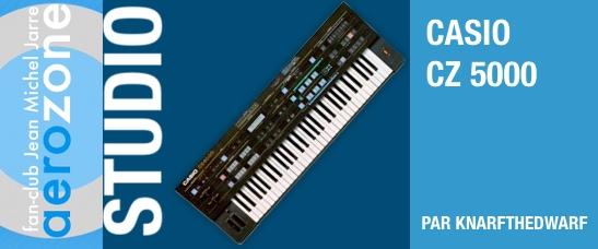 Casio CZ 5000 (1985)