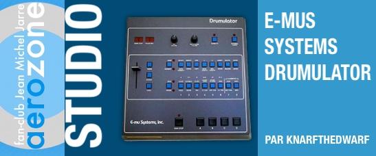 E-Mus Systems Drumulator (1983)