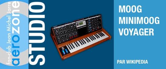 Moog Minimoog Voyager
