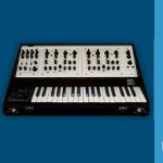 Oberheim 2 voices TVS1 (1974)