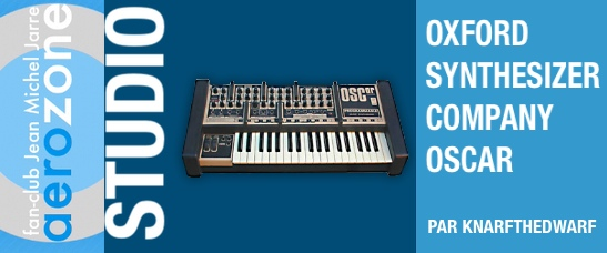 Oxford synthesizer company oscar