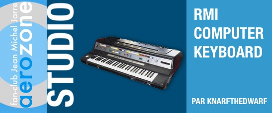 RMI Computer Keyboard (1974)