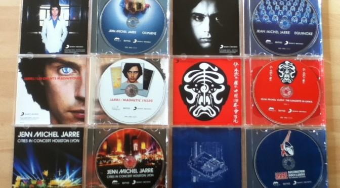 6 albums remasterisés sortis en CD