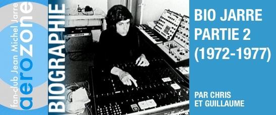 Biographie Partie 2 (1972-1977)
