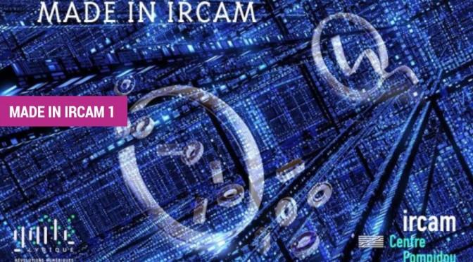 Jean Michel Jarre à l'IRCAM le 12 juin 2014