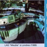 Le grand clavier maître version Docklands (1988)