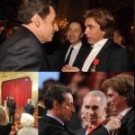 Jean Michel Jarre devient officier de la Légion d'honneur