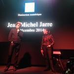Le 16/12, Jean Michel recevra une Distinction Numérique de l'INA/GRM