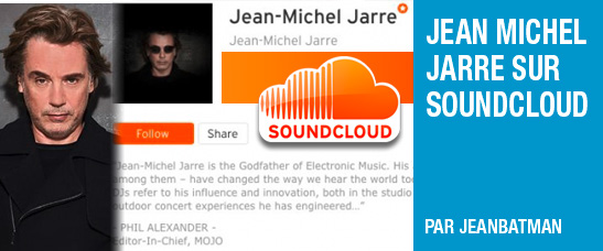 La première chaine Soundcloud officielle de JMJ!