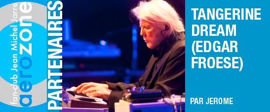 Tangerine Dream (Edgar Froese) (2015)