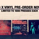 Des vinyles de 3 collaborations de Jarre en édition limitée