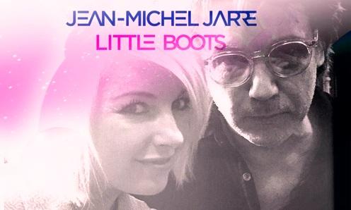 """""""If…!"""" nouveau morceau de Jean Michel Jarre avec Little Boots"""