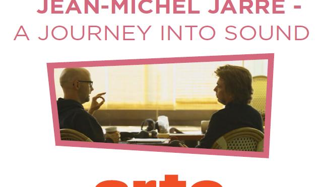 Le 19 septembre 2015 à 22h20 sur Arte, documentaire inédit sur Jean Michel Jarre