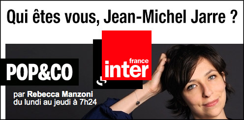"Chronique sur JMJ dans ""Pop and co"" sur France Inter le 14/09/2015"